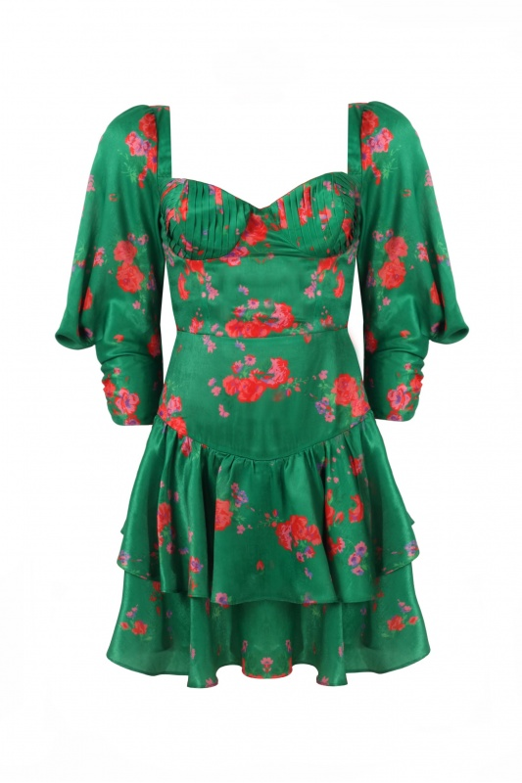 Bouquet Mini Dress