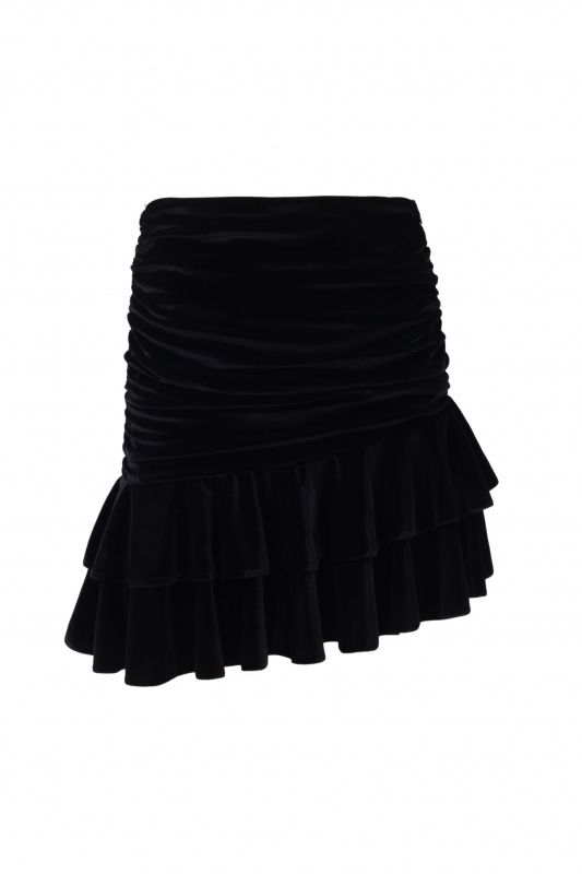 Vittoria Skirt In Black