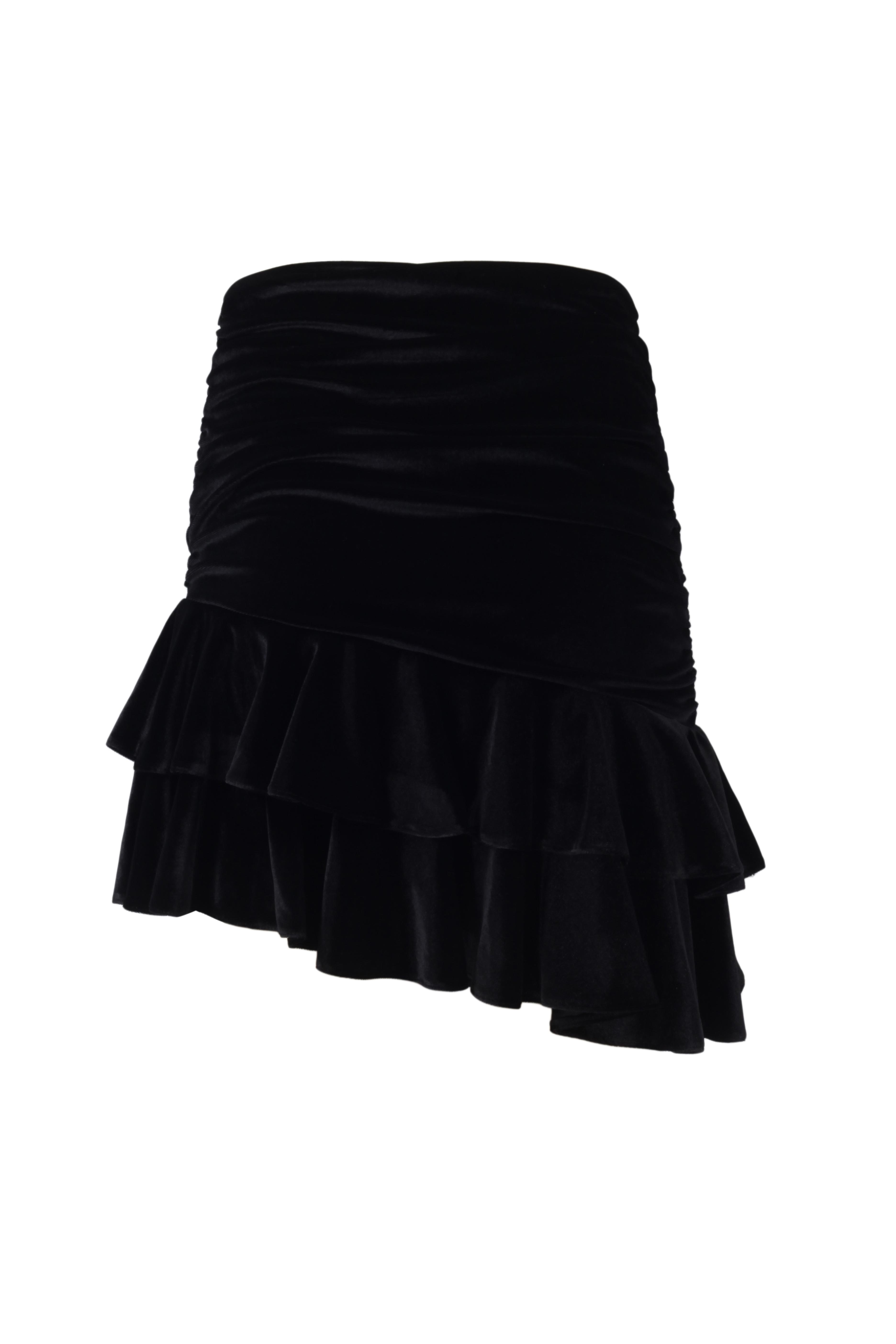 Vittoria Skirt In Black